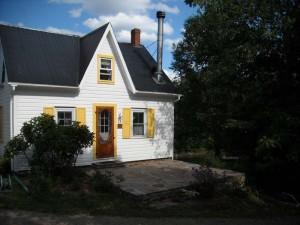 Cottage front w-pond Sept 13 1896